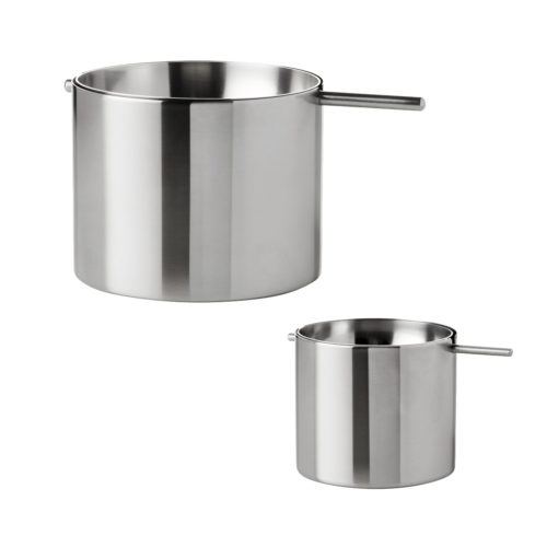 Stelton - Cylinda Ashtray Mix Stainless Steel