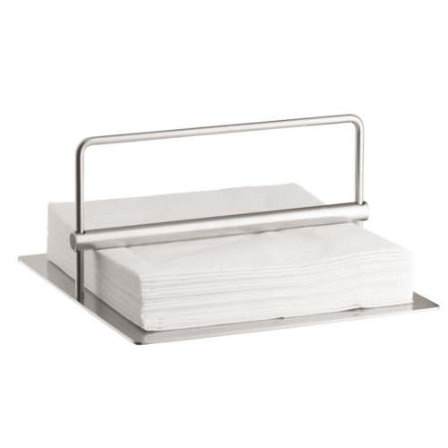 Stelton - Classic Napkin Holder Stainless Steel 1