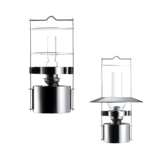Stelton - Classic Ship Lamp Stainless Steel Mix