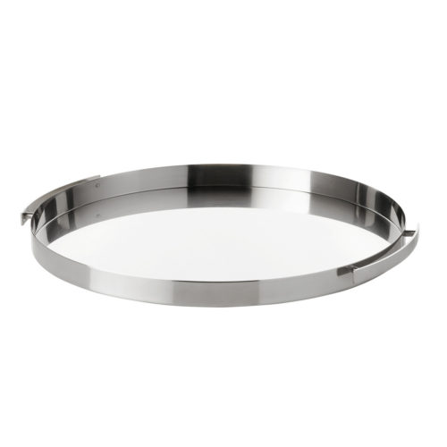 Stelton - Cyinda serving Tray stainless Steel 1