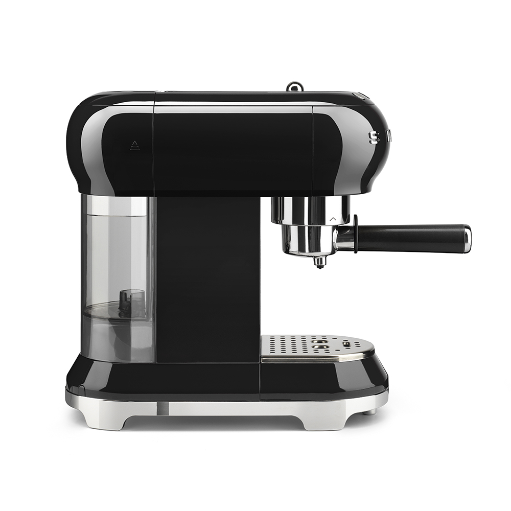 Smeg - Coffee Machine - Black 6