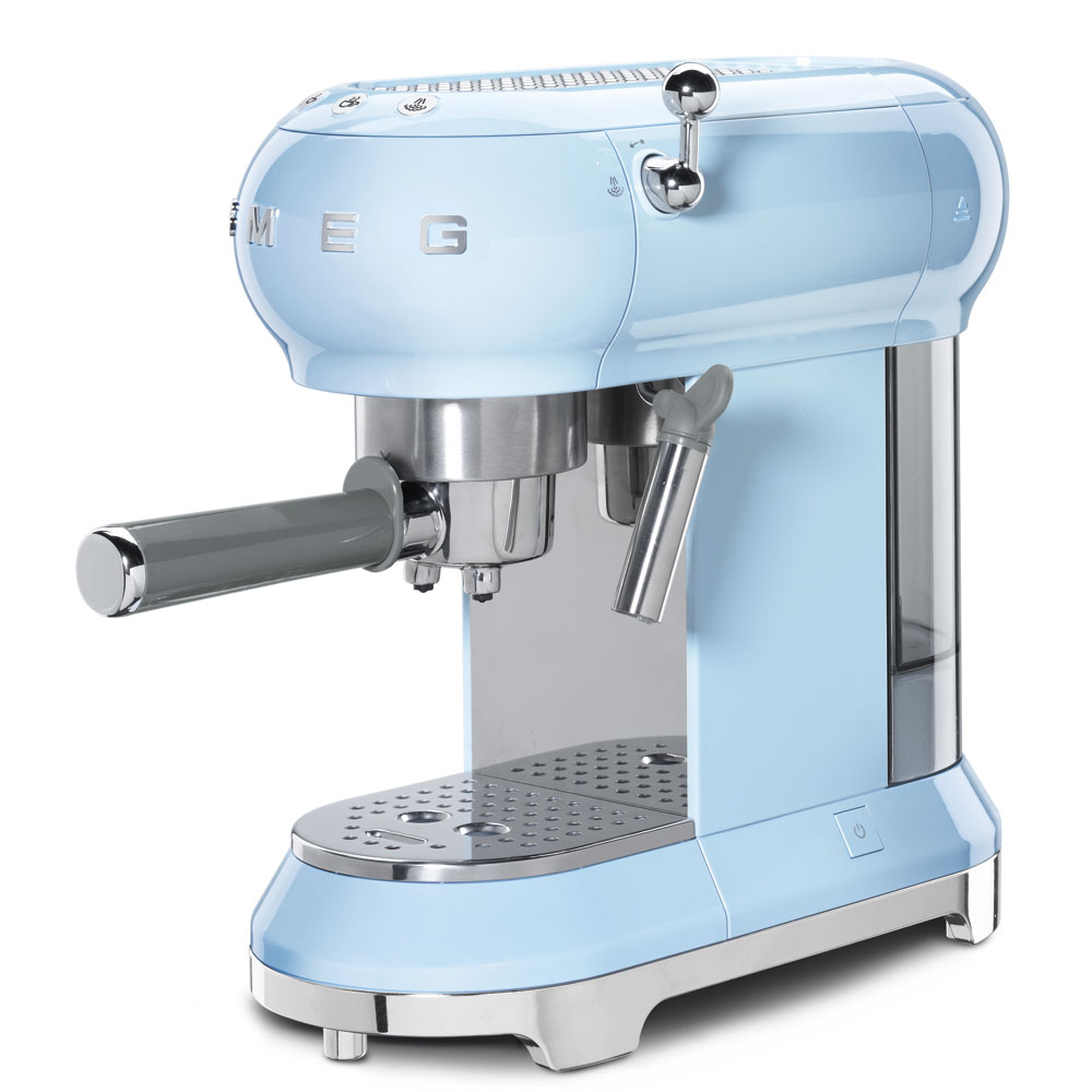 Smeg - Coffee Machine - Blue 2