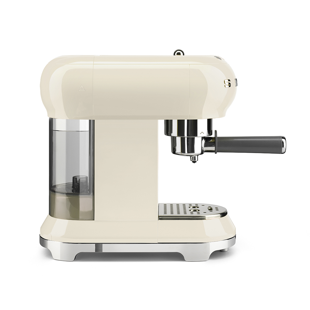 Smeg - Coffee Machine - Cream 6
