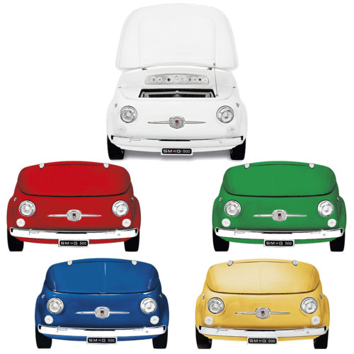 Smeg - Fridge - Car Fridge Mix
