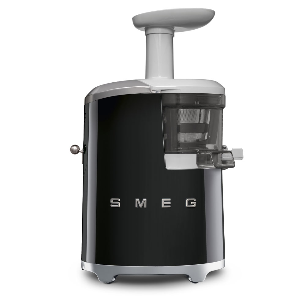 Smeg - Slow Blender - Black 2