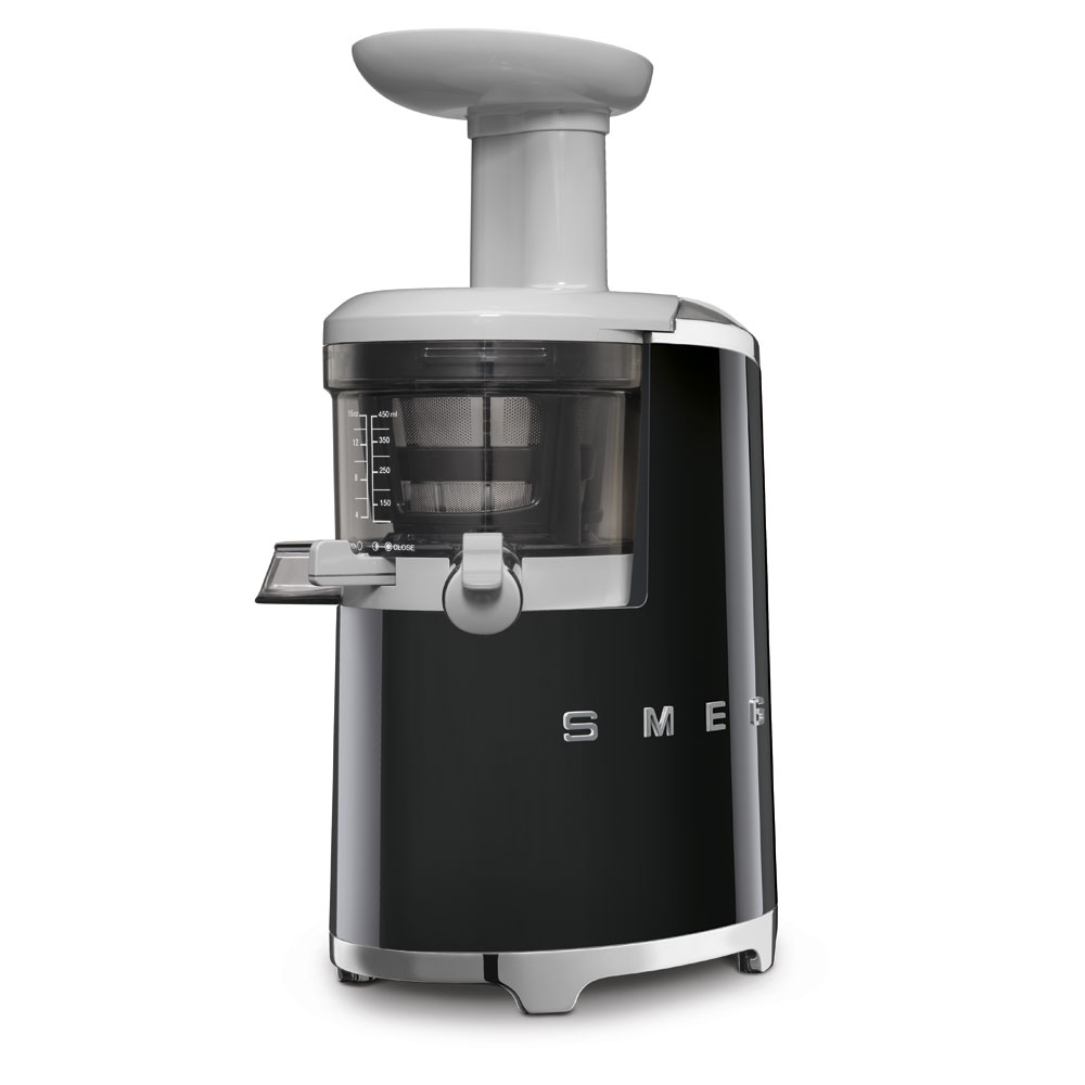 Smeg - Slow Blender - Black 3