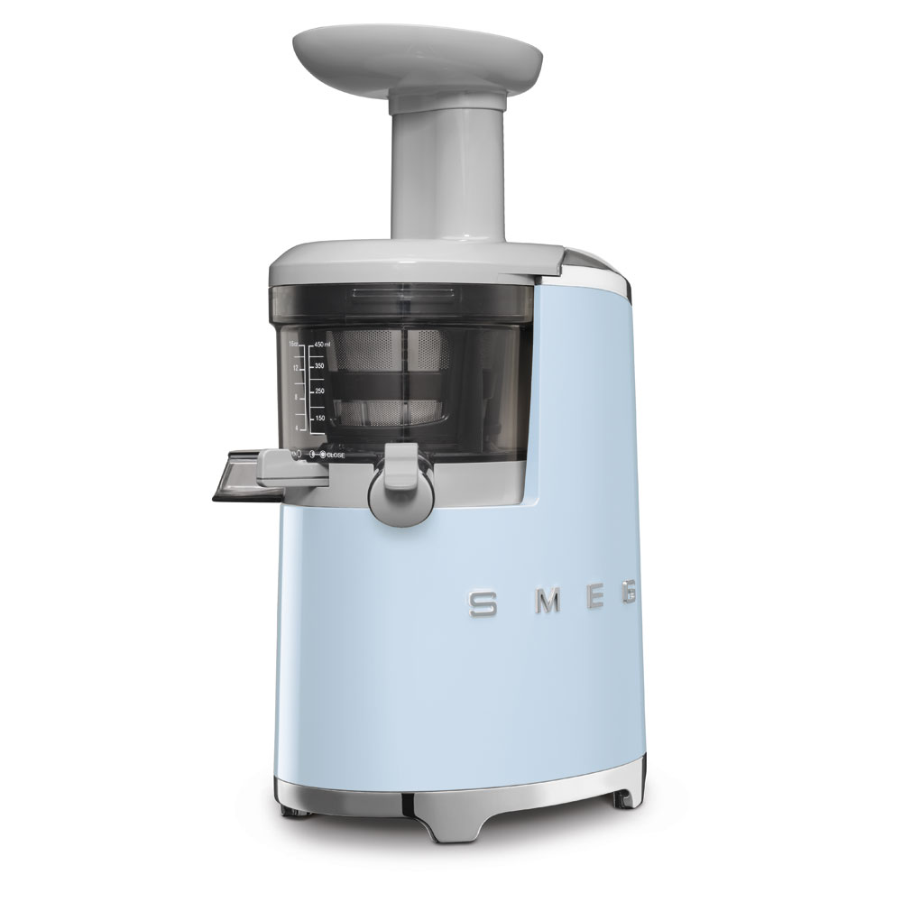 Smeg - Slow Blender - Blue 2