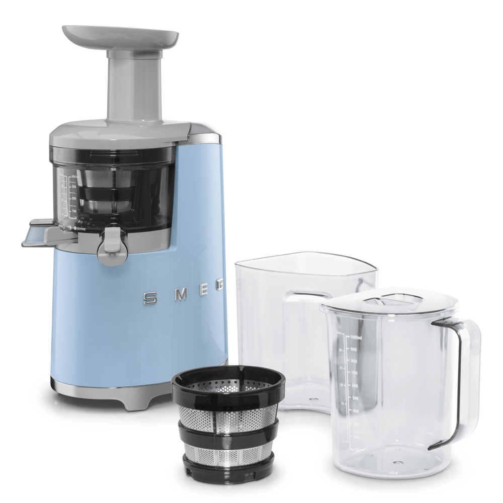 Smeg - Slow Blender - Blue 3