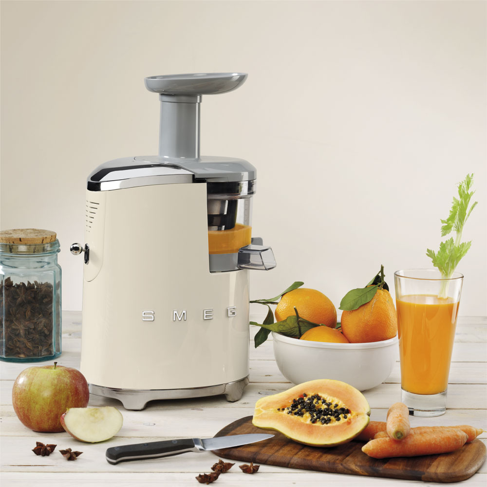 Smeg - Slow Blender - Cream 3