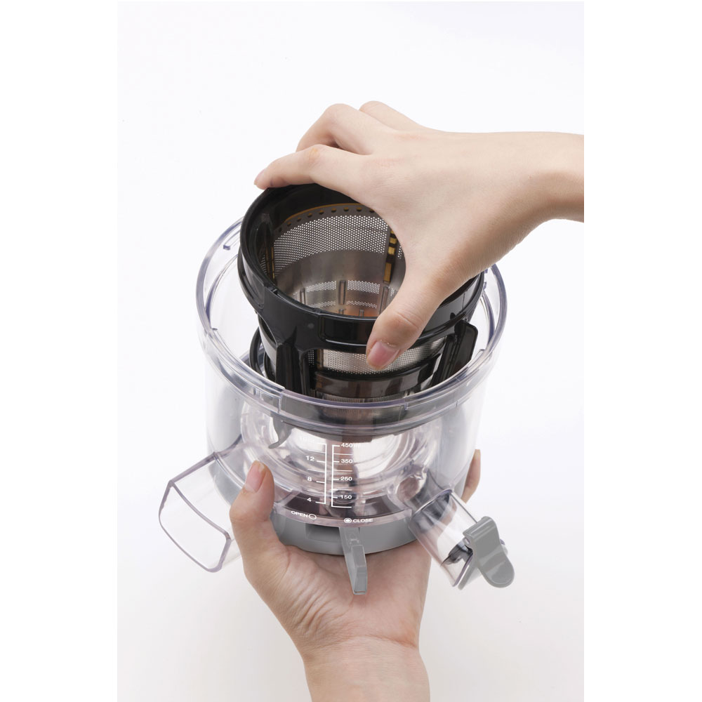 Smeg - Slow Blender - Cream 6