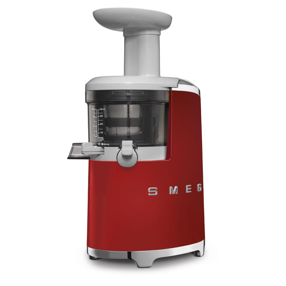 Smeg - Slow Blender - Red 2