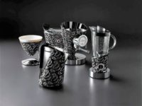 Bugatti - Swarovski Plus - Coffee Machine Diva, Kettle Vera, Toaster Volo, Blender Vela and Scale & Timer Uma