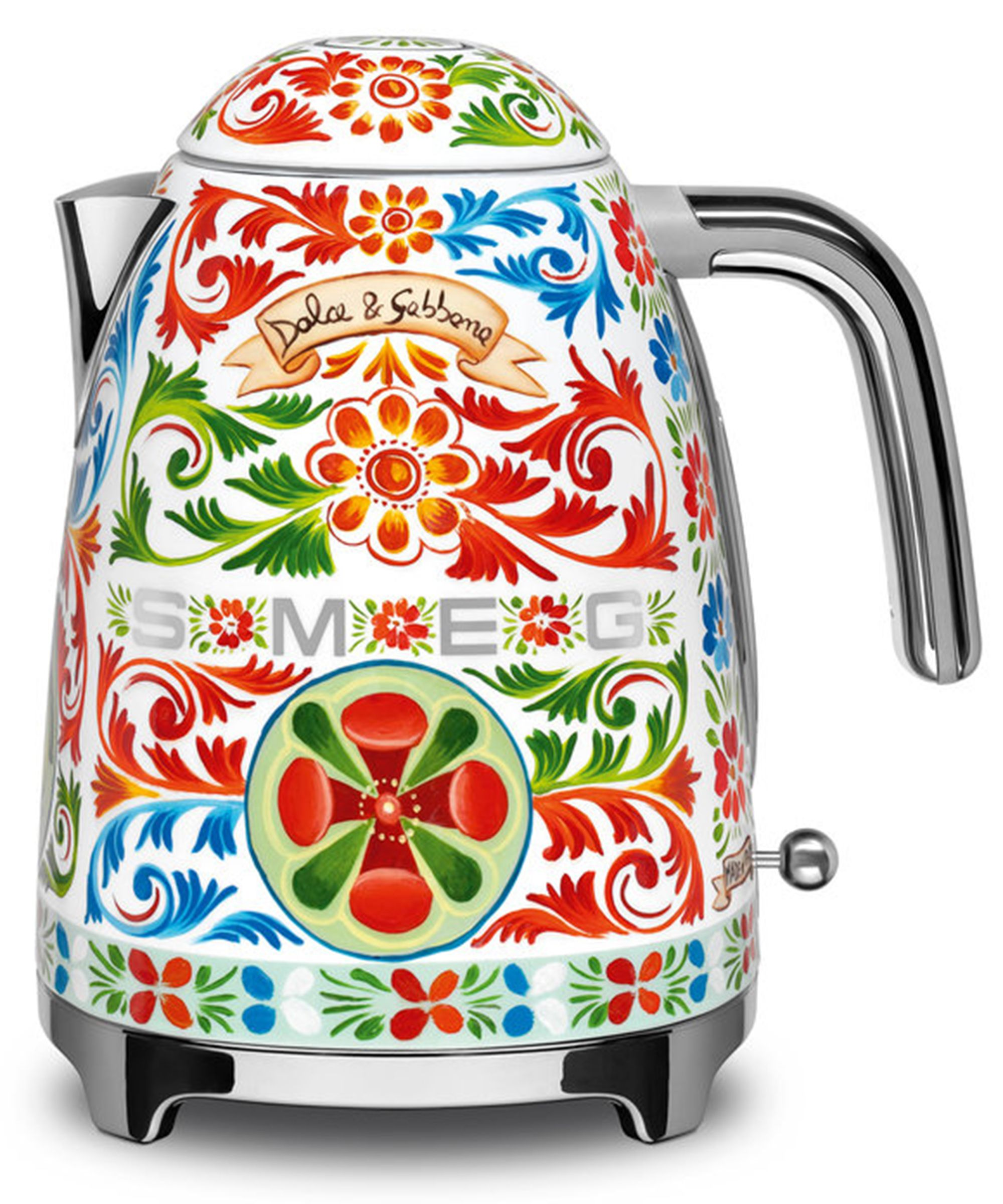 Smeg Kitchen Appliance Kettle by Dolce & Gabbana