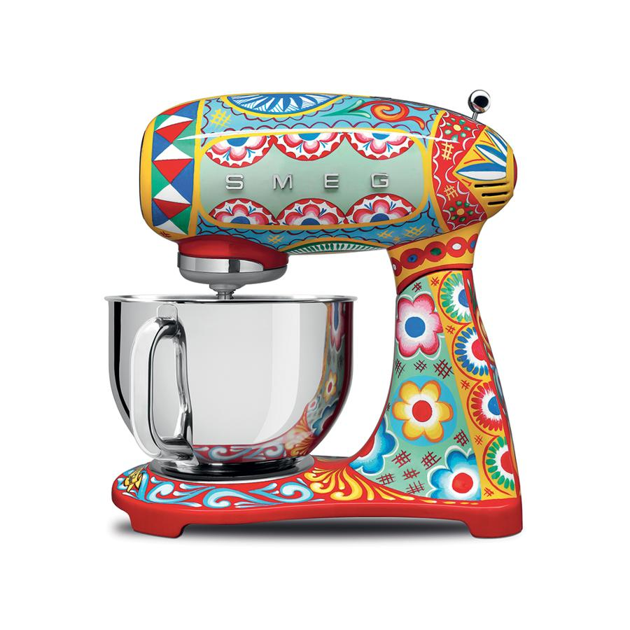 Smeg Kitchen Appliance Mixer by Dolce & Gabbana