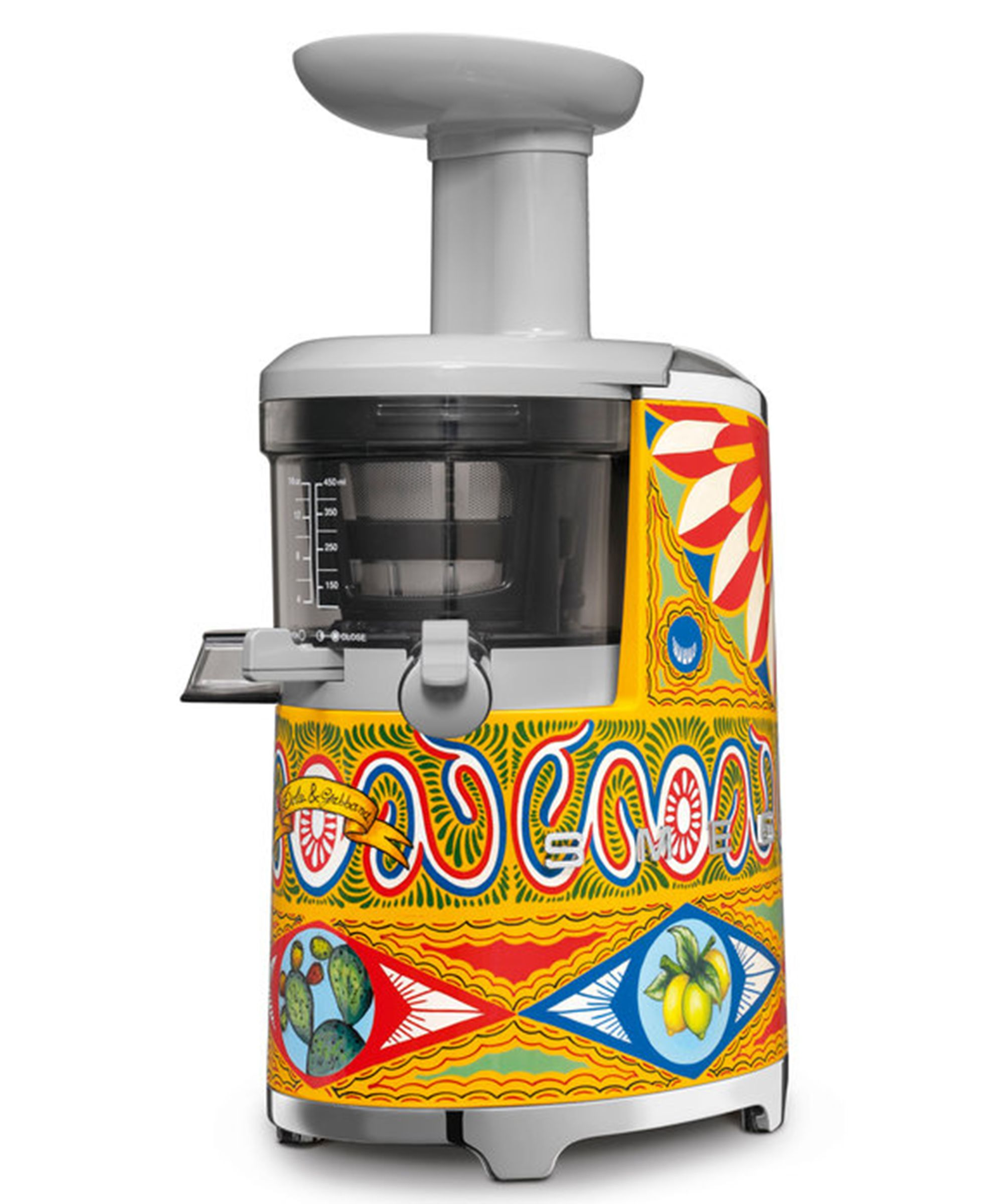 Smeg Kitchen Appliance slow Blender by Dolce & Gabbana