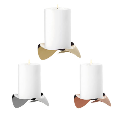 Stelton - Danish Modern 2.0 Papilio Uno Candle Holder Mix