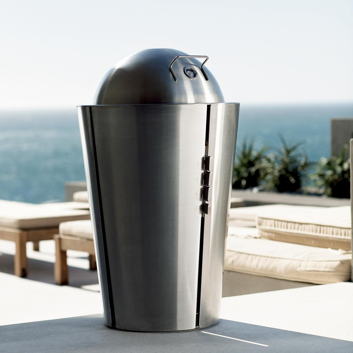 Eva Solo - Gas grill Stainless Steel 3