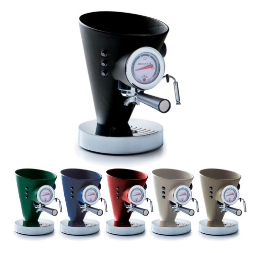 Bugatti - Mix Coffee Machines Diva Leather