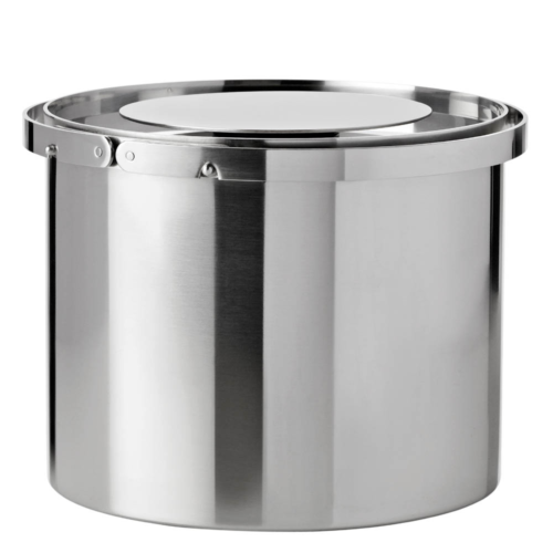 Stelton - Cylinda Ice Bucket 2.5L Stainless Steel 1