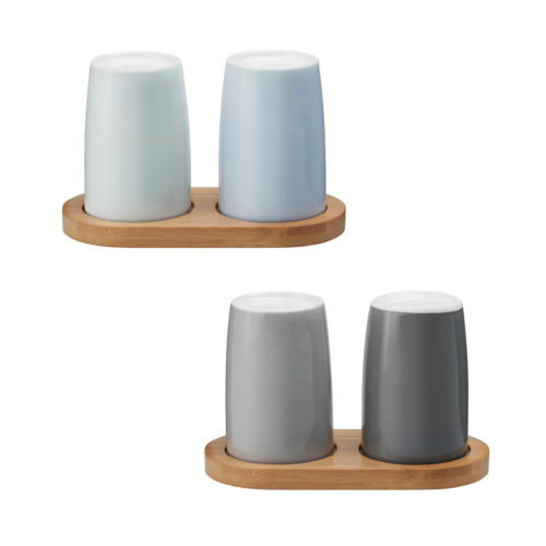Stelton - Danish Modern 20 Emma Salt & Pepper Set Mix