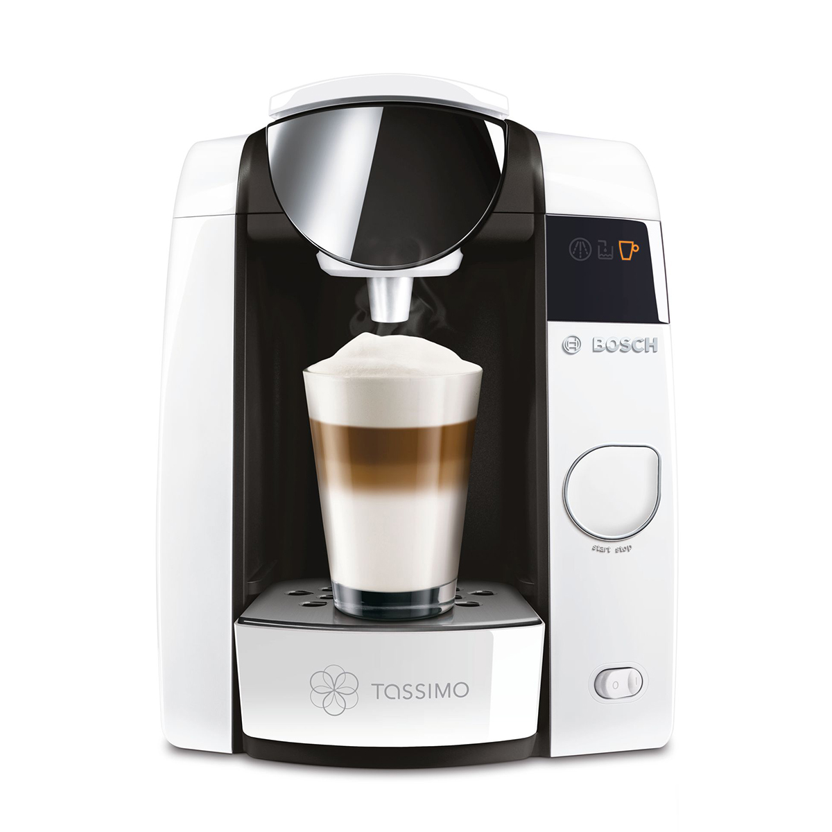 Coffee machine Tassimo joy in white