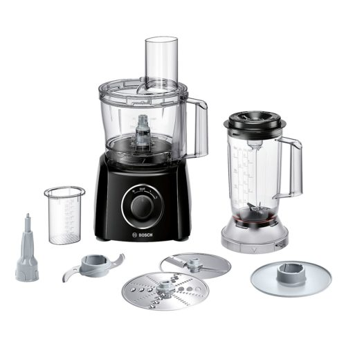 Bosch   Compact Food Processor MultiTalent 3 MCM3201B 1