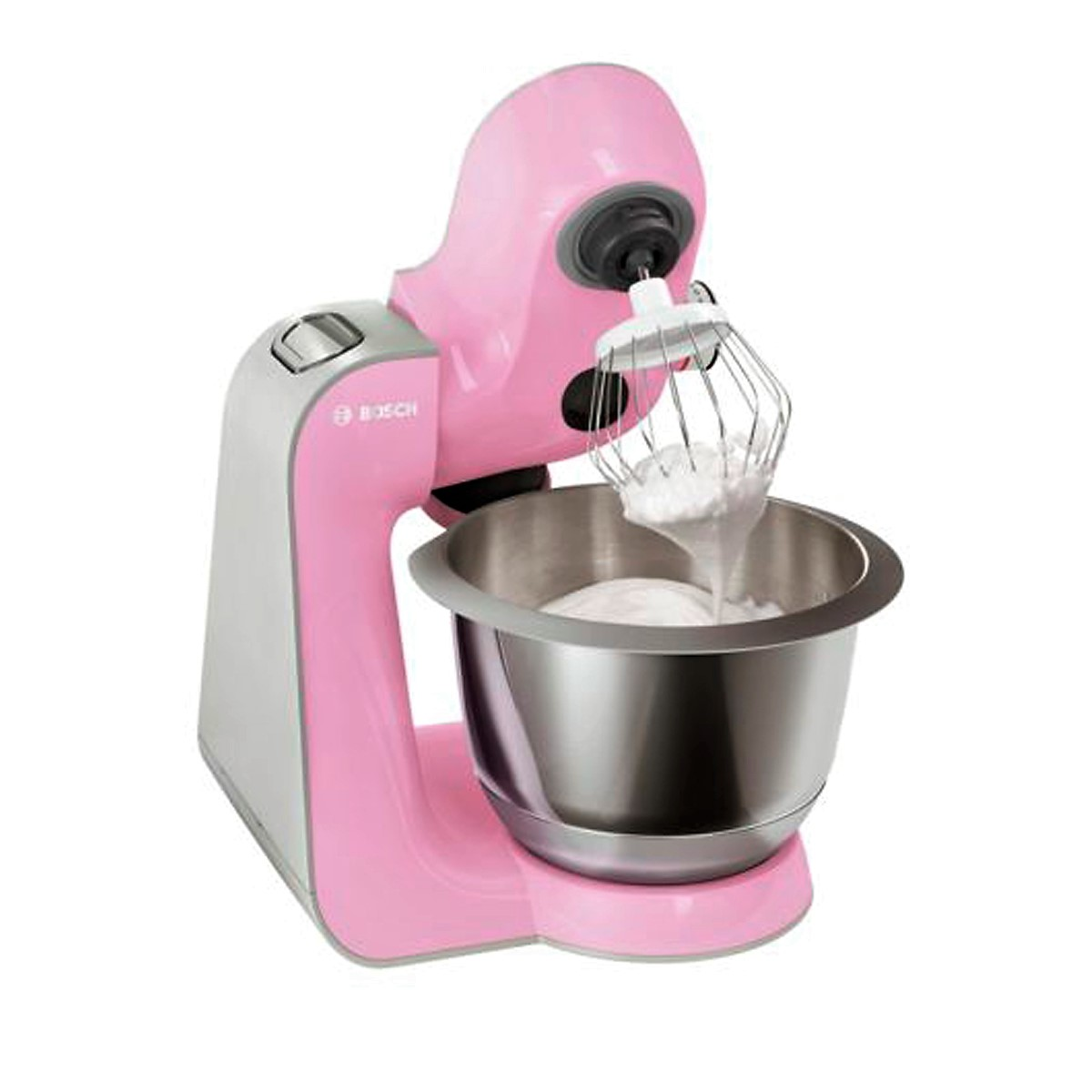 Bosch - Kitchen Machine MUM5 Styline Colour Pink 2