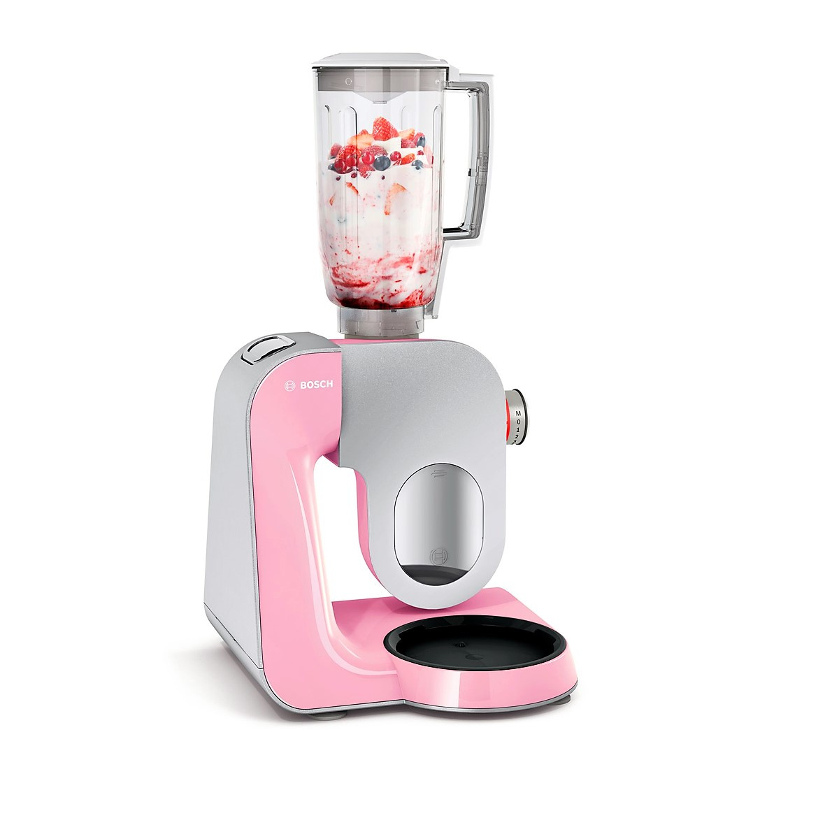 Bosch - Kitchen Machine MUM5 Styline Colour Pink 3