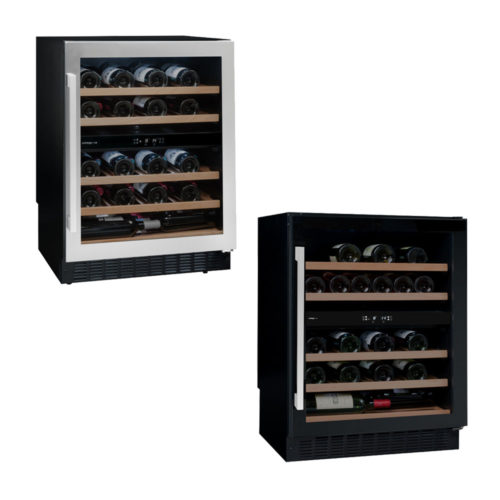 Avintage - AVU54SXDZA - AVU53CDZA - Built-under Counter - Free standing - 50 Bottles Mix