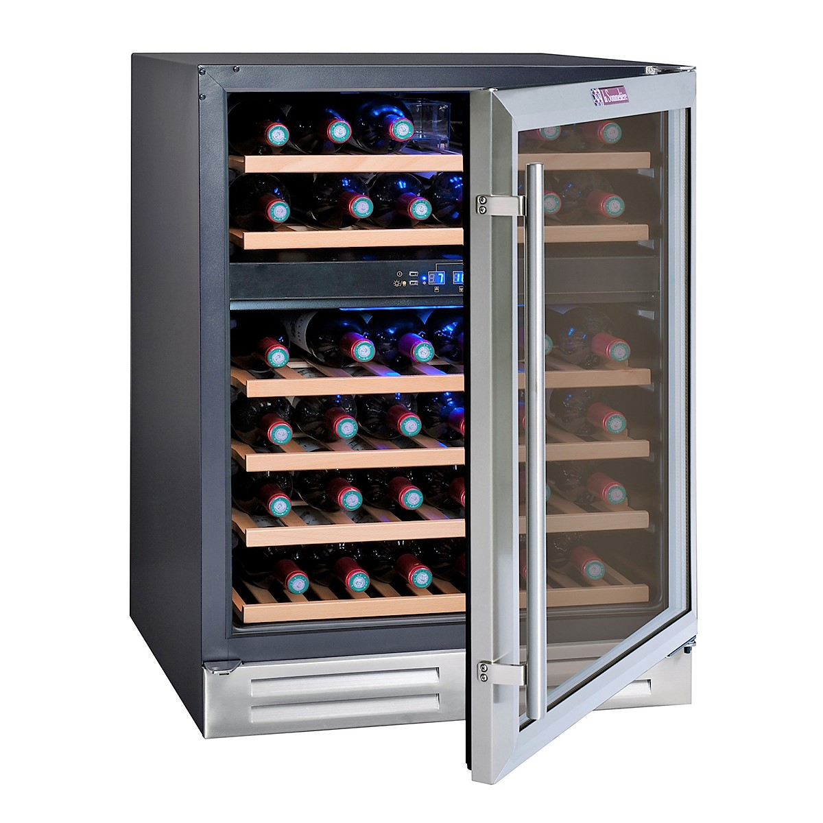 La Sommeliere - Wine Cellar Built-in CVDE46 (3)