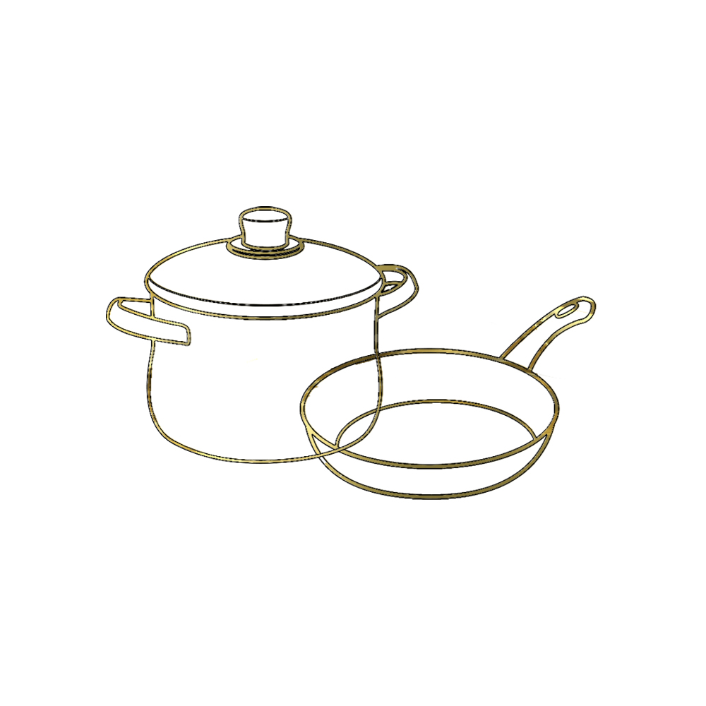 Pans & Cooking Pots