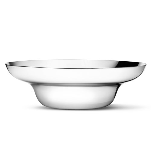 Georg Jensen - Alfredo Haberli Salad Bowl Mirror Stainless Steel 1
