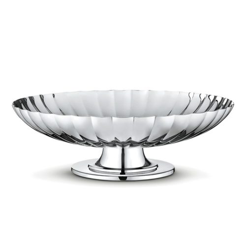 Georg Jensen - Bernadotte Bowl with Foot Stainless Steel 1
