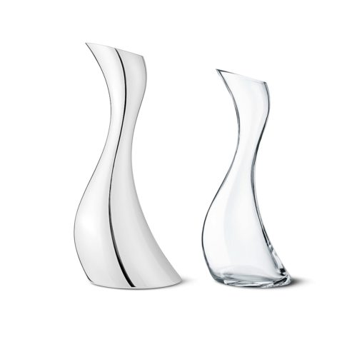 Georg Jensen - Cobra Mix Pitcher & Carafe