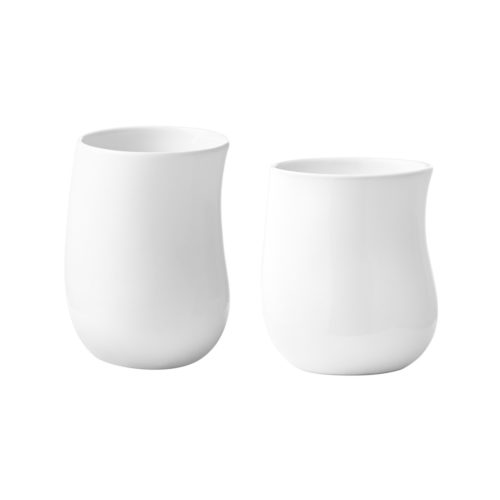 Georg Jensen - Cobra Mix Thermo Cup Porcelain