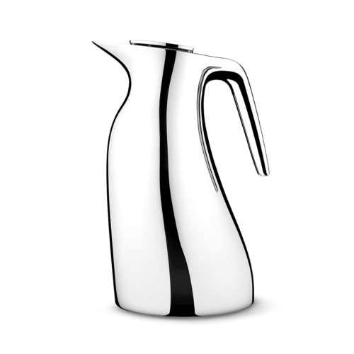 Georg Jensen - Maria Berntsen Beak Thermo Jug Stainless Steel 1