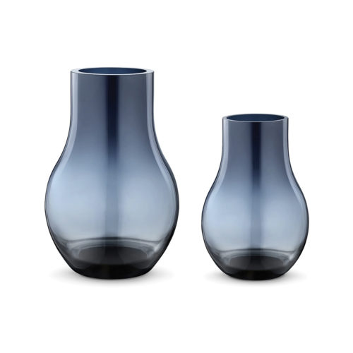 Georg Jensen - Cafu Mix Vases Blue Glass