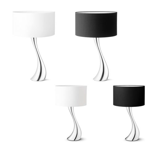 Georg Jensen - Cobra Mix Lamps Stainless Steel