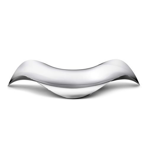 Georg Jensen - Cobra Oval Tray Stainless Steel 1
