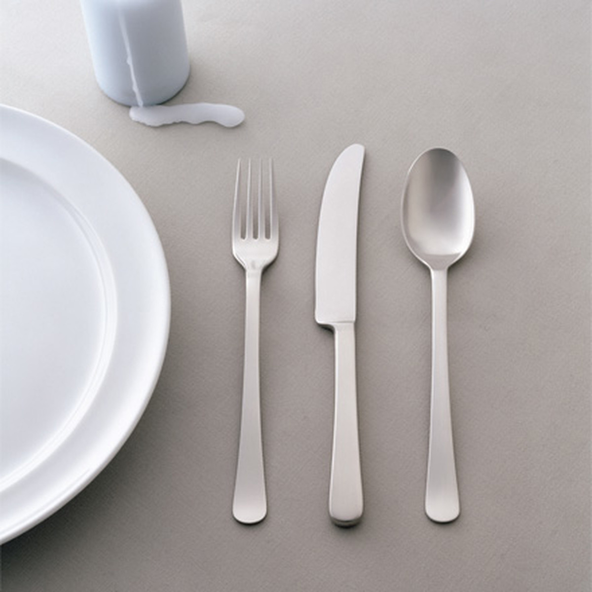 georg jensen copenhagen cutlery matte stainless steel 1. Black Bedroom Furniture Sets. Home Design Ideas