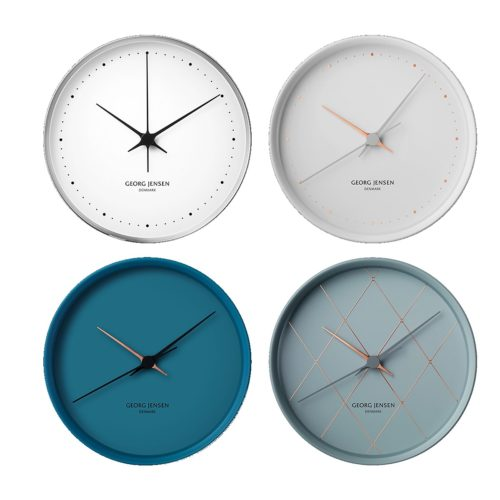 Georg Jensen - HK Mix Clocks