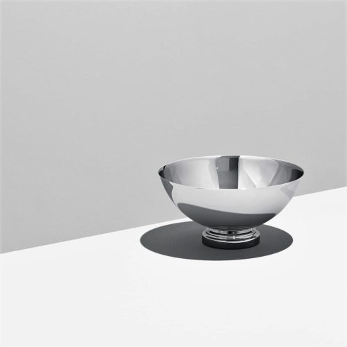 Georg Jensen - Manhattan Bowl Medium Stainless Steel 2