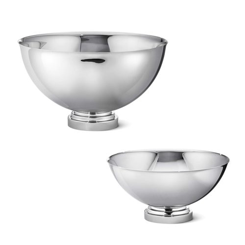 Georg Jensen - Manhattan Mix Bowls Stainless Steel