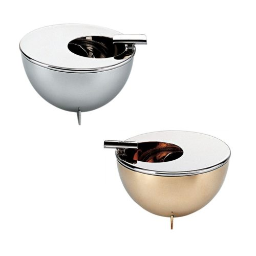 Officina Alessi - Bauhaus Round Ashtrays Mix 1