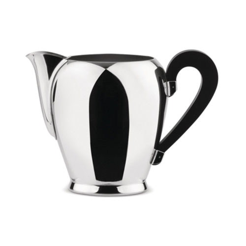 Officina Alessi - Bombé Milk Jug Stainless Steel 1