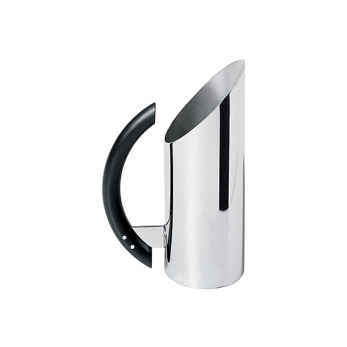 Officina Alessi - Mario Botta Mia Pitcher 0,7 L Stainless steel 2