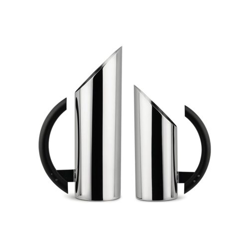 Officina Alessi - Mario Botta Mix Pitchers Stainless steel