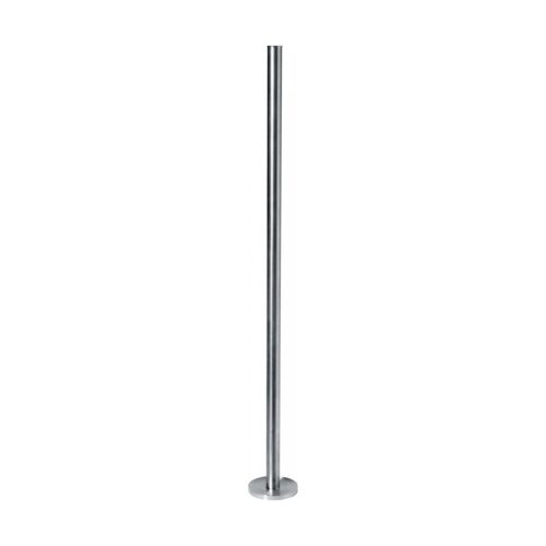 Officina Alessi - Peter Zumthor Floor Candlestick Stainless Steel 1