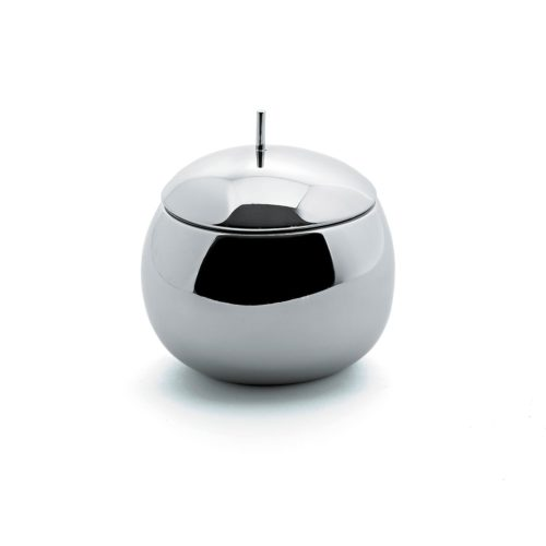 Officina Alessi - Sanaa Fruit Sugar Bowl Stainless Steel