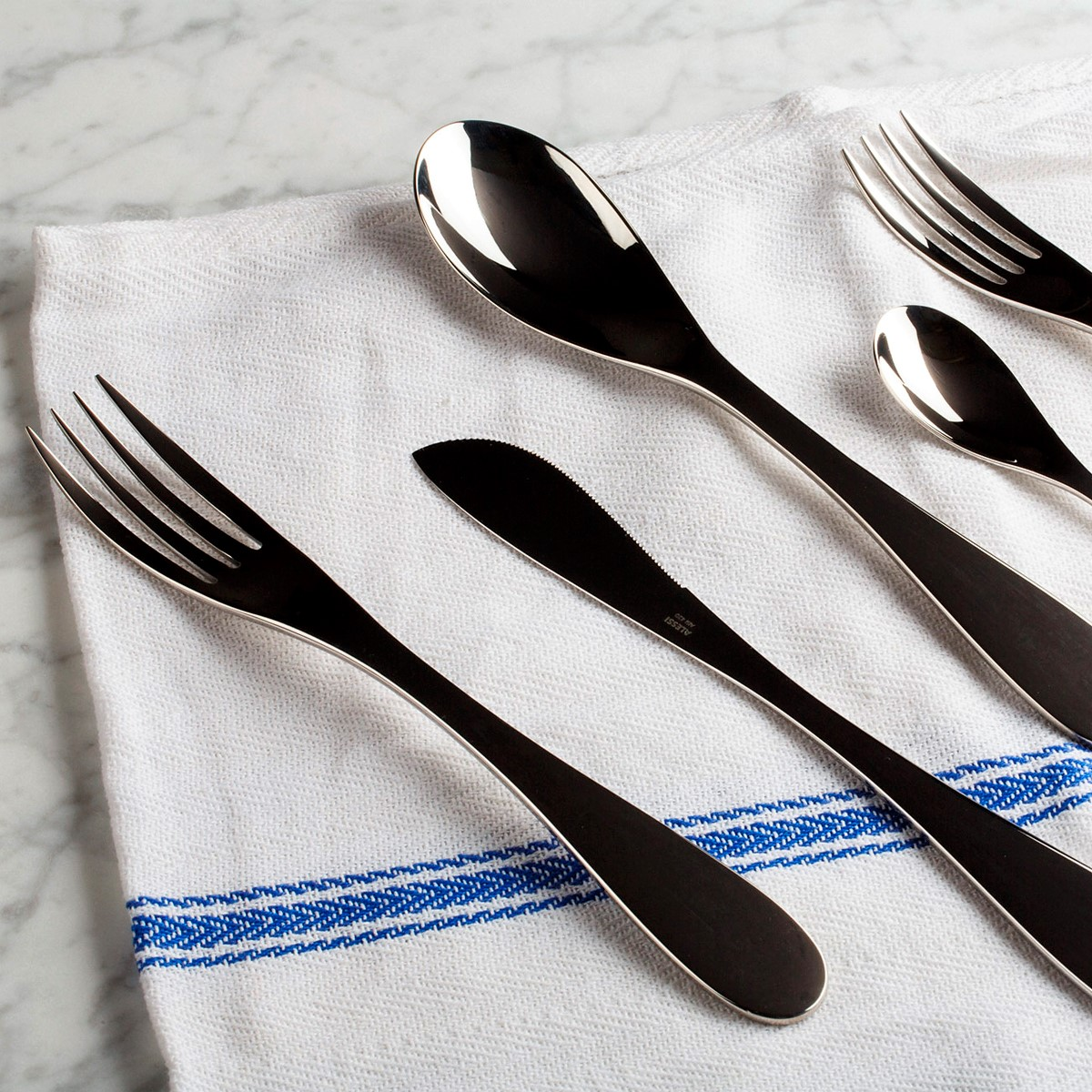 Alessi - Eat it Cutlery 2